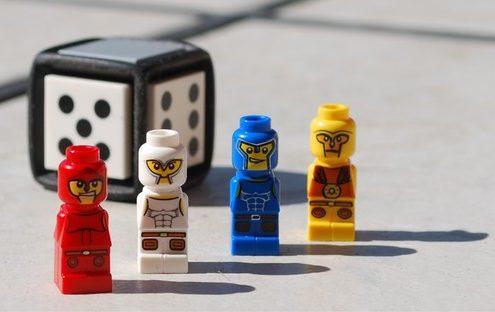 Mikro Figurki są świetne (autor: Chad Martinell)