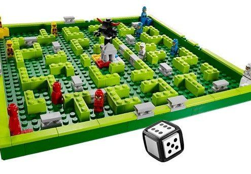 Plansza w czasie gry (Autor: Geir Erik)