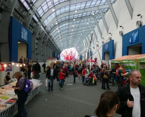 Dzień 2 - Galeria z atrakcjami dla dzieci