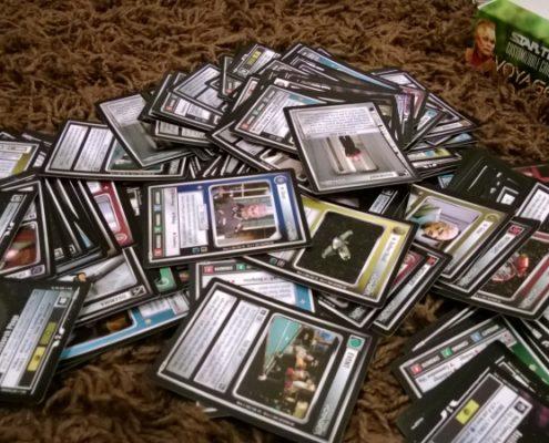 Dzień 2 - A Marcin dalej segregował karty