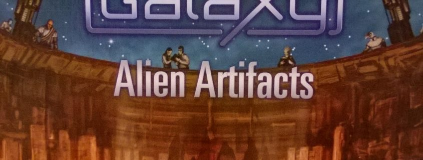 Alien Artifacts