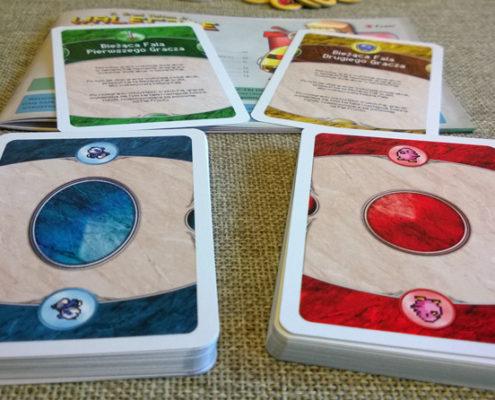Dwie talie - tak dużo gry w tak niewielu kartach