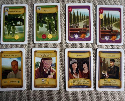 4 rodzaje kart